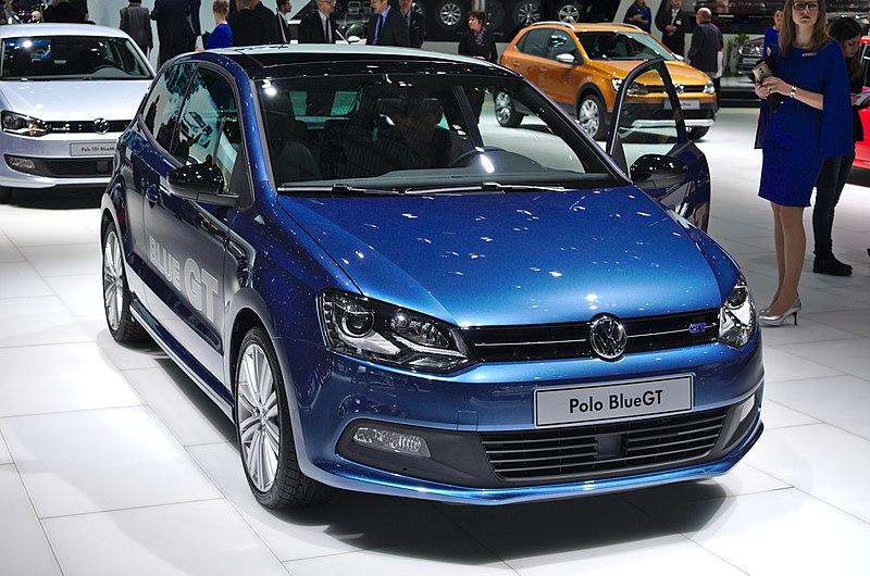 File salon de l 39 auto de gen ve 2014 20140305 volkswagen polo wikimedia commons - Salon de l automobile 2014 ...