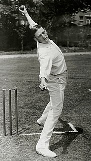 Sam Hargreave English cricketer