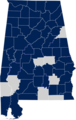 Same-sex marriage in Alabama by county.png