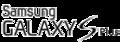 Samsung Galaxy S Plus logo.PNG