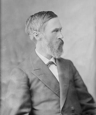 Pennsylvania's 26th congressional district - Image: Samuel Bernard Dick Brady Handy