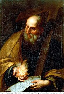 Barnabas Early Christian disciple and bishop