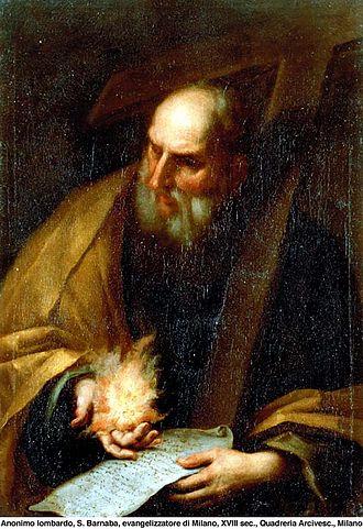 Barnabas - Image: San Barnaba