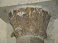 San Cebrián de Mazote iglesia mozarabe capitel decoracion vegetal ni.jpg