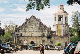San Joaquin Church (Iloilo) Church in Philippines