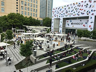 Apple Worldwide Developers Conference - WWDC 2017 at the San Jose Convention Center