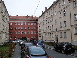 Kirschgartenstraße in Nürnberg