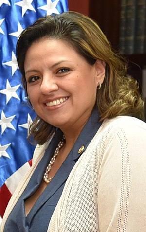 Minister of Foreign Affairs (Guatemala) - Image: Sandra Erica Jovel Polanco