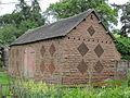 Sandstone Barn at Burcote, near Bridgnorth, Shropshire (geograph 1903827).jpg