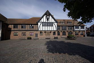Sandwich, Kent - The Guildhall