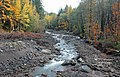 Sandy River (Old Maid Flat, west of Mt. Hood Volcano, Oregon, USA) 1 (20022316292).jpg