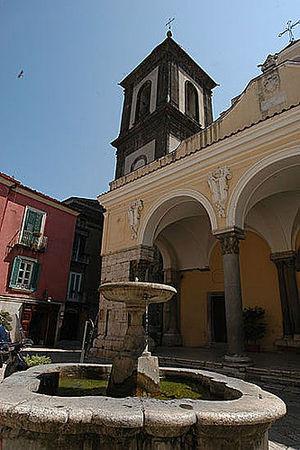 Roman Catholic Diocese of Cerreto Sannita-Telese-Sant'Agata de' Goti - Co-cathedral in Sant'Agata de' Goti