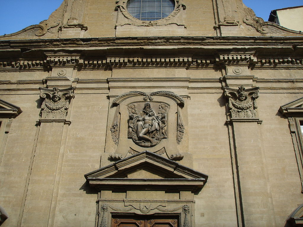 Церковь Санта Тринита