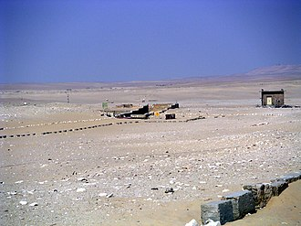 Serapeum of Saqqara - Image: Saqqarah 082005