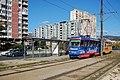 Sarajevo Tram-209 Line-3 2011-10-16 (5).jpg