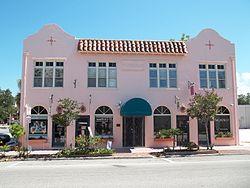 Sarasota Fl Downtown Hd Warren Bldg01 Jpg
