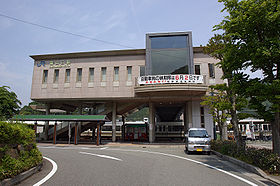Image illustrative de l'article Gare de Sasayamaguchi
