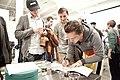 Sasha Kargaltsev book signing.jpg