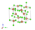 SbCl3 crystal structure - bonds.png