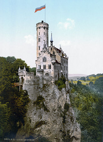 Alleged plot to kidnap Pope Pius XII - British propagandists falsified transmissions claiming that the pope was to be imprisoned in Lichtenstein Castle.