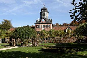 Schloss Wolfsgarten in Langen (Hessen)