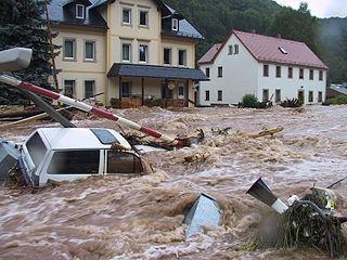 Wasserschäden sind Schäden a
