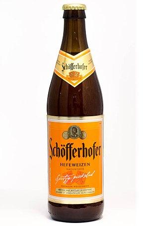 Peter Schöffer - Schöfferhofer Hefeweizen