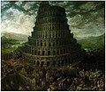 School of Tobias Verhaecht - The Tower of Babel.jpg