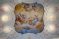 Schwäbisch Hall - Hällisch-Fränkisches Museum - Keckenburg - Musiksaal - Deckenbild Teilkorr.jpg