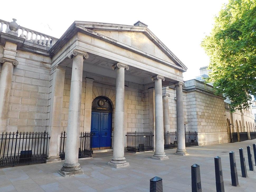Scotland Office, Dover House, Whitehall 01