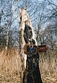 Sculpture, Ciemna Gora, Zloty Widok, Kocie Gory, 12.4.2003r.jpg