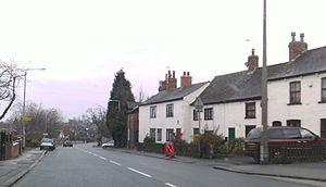 Seacroft - Areas of the original Seacroft village