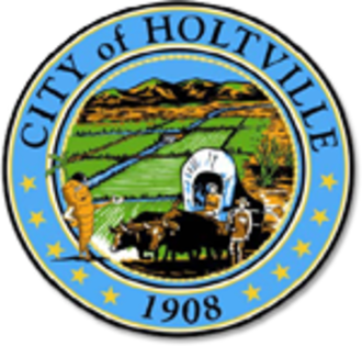 Holtville, California - Holtville, CA seal