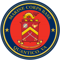 Seal of Marine Corps Base Quantico.png