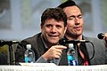 Sean Astin & Kevin Durand SDCC 2014.jpg