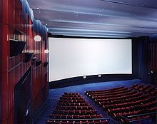 Movie theatres for rent