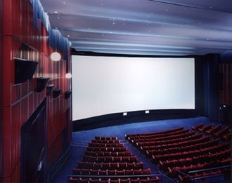 Seattle Cinerama - The interior