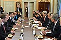 Secretary Kerry Meets With Georgian Prime Minister Garibashvili (12797356734).jpg