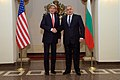 Secretary Kerry Shakes Hands With Bulgarian Prime Minister Borissov Before Bilateral Meeting in Sofia (15662941454).jpg