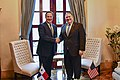 Secretary Pompeo Meets With Panamanian President Varela in Panama City (44500580595).jpg