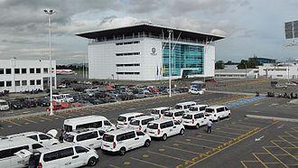 Special Administrative Unit of Civil Aeronautics - Aerocivil headquarters at El Dorado International Airport