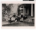 Segelbaum Family members at their home in La Sueur (4419474968).jpg