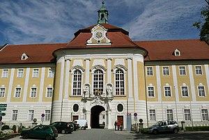 Seitenstetten Abbey - Seitenstetten Abbey in Lower Austria