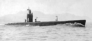 1st-class Japanese submarine type