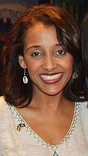 Senait Fisseha Ethiopian endocrinologist