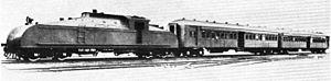 Advanced steam technology - Sentinel-Cammell locomotive
