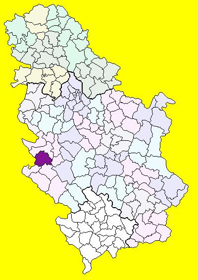 Serbia Čajetina