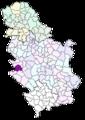 Serbia Čajetina.png