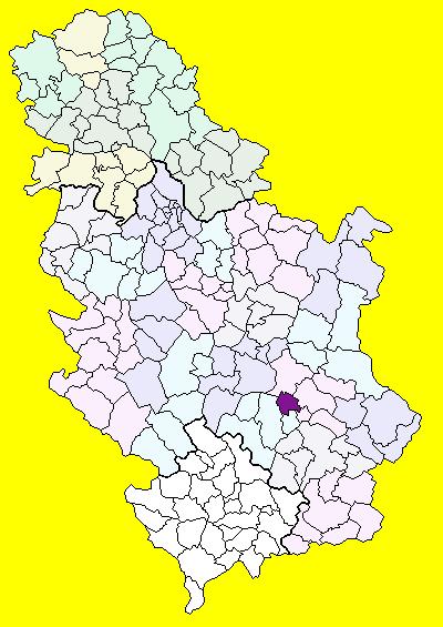Serbia Merošina