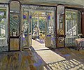 Sergei Vinogradov - In a House - 1913.jpg